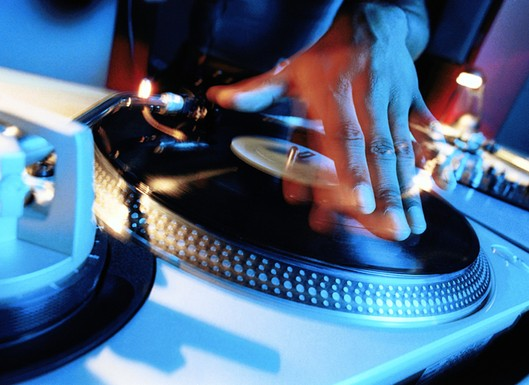 Special DJ in the house each Friday in August